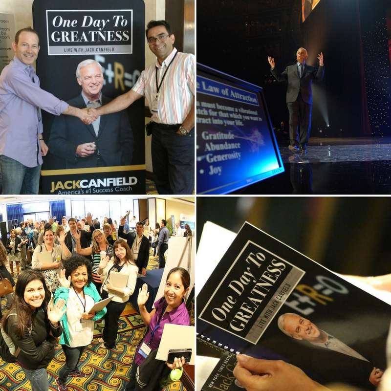 One Day to Greatness with Jack Canfield